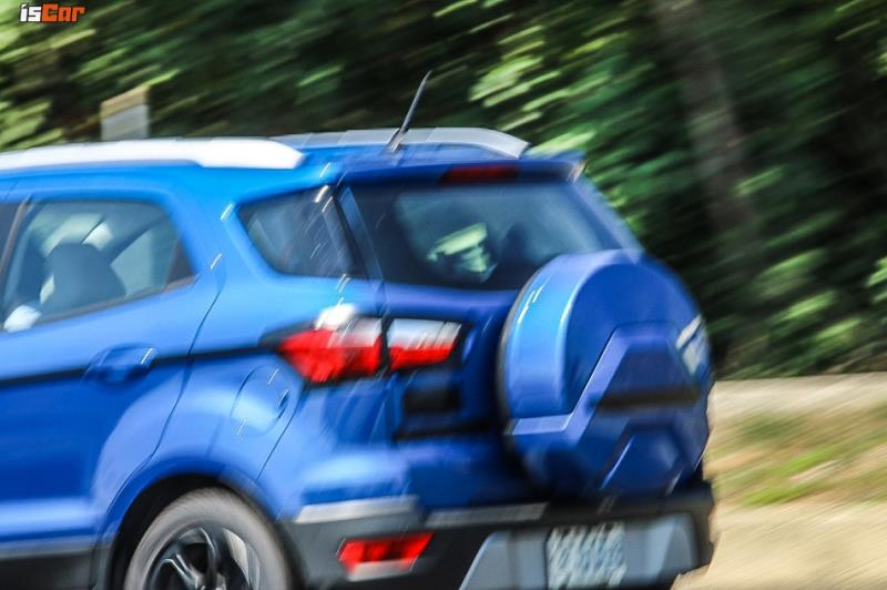 Ford Ecosport出擊CUV市場 年底車展可望現身