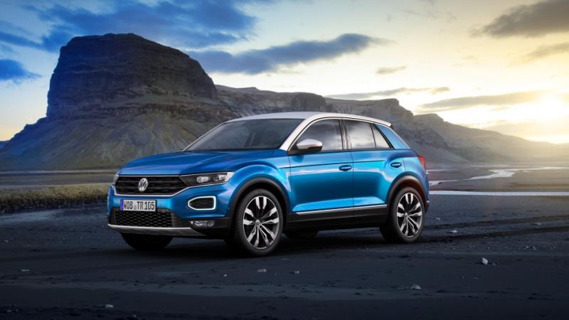 跨界休旅 最大馬力310hp、VW T-Roc R測試