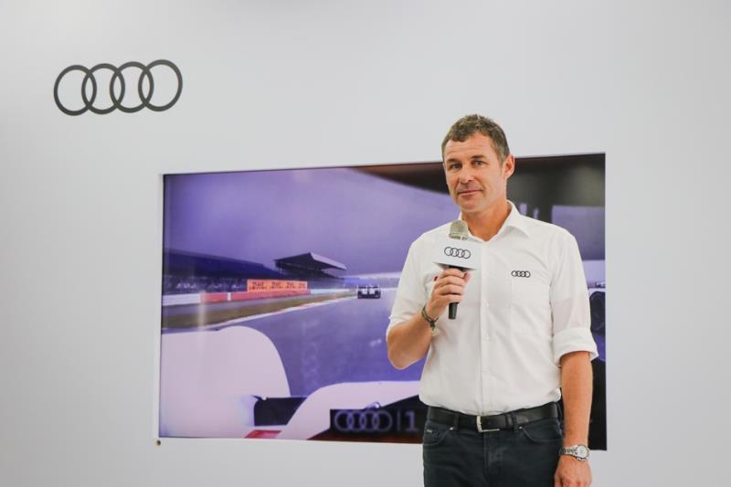 Audi R8、TT RS連袂現身2017極限體驗營