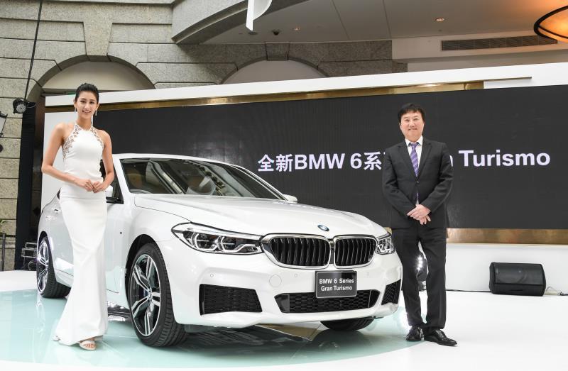全新BMW 6系列Gran Turismo 345萬起 震撼登台