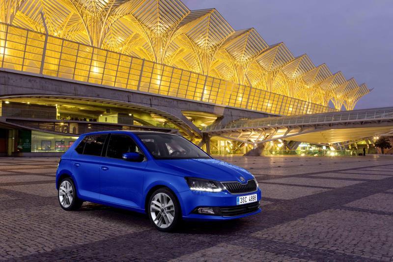 Škoda Fabia  1.0 TSI  78.8萬起   全新登台上市