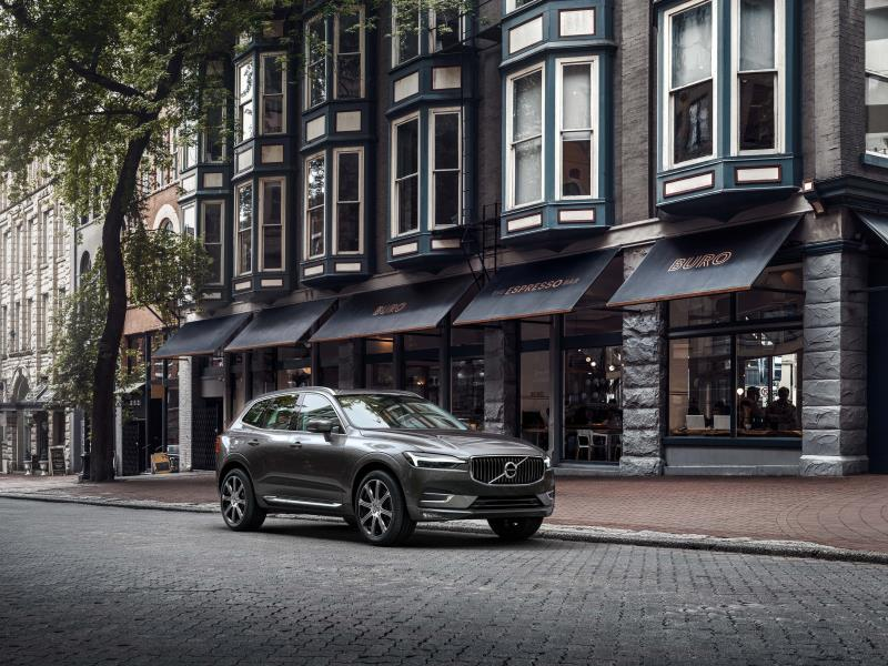 展現極致安全科技 The New Volvo XC60 強勢登場