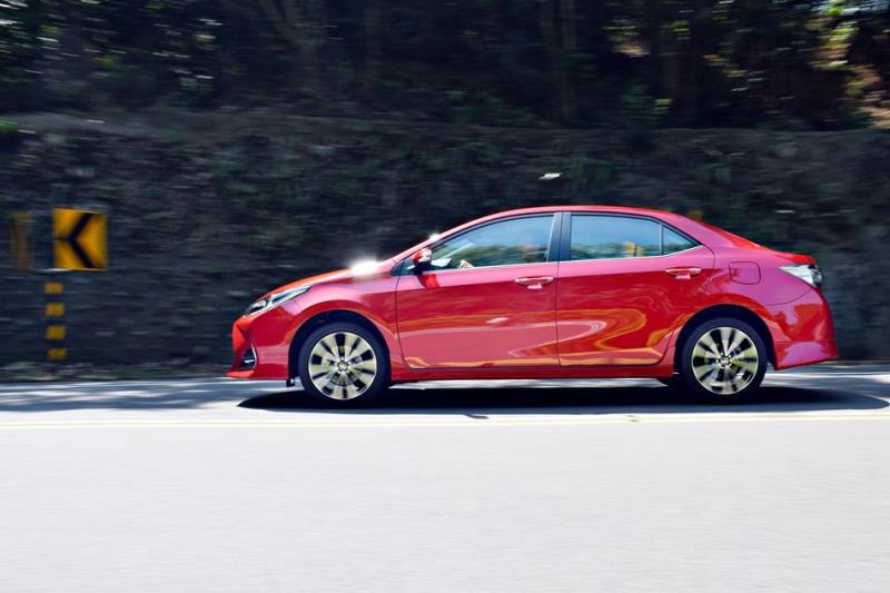 全新Toyota Corolla Altis X【動態操控篇】