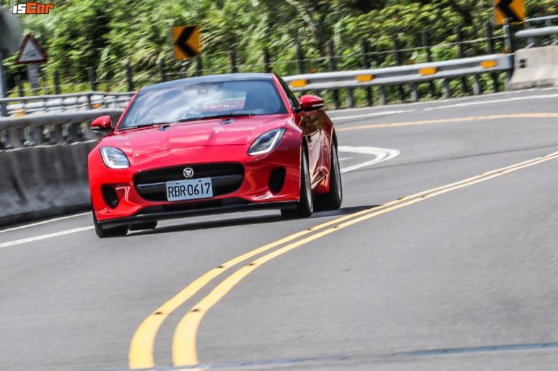 Jaguar F-Type 小改新年式更有型