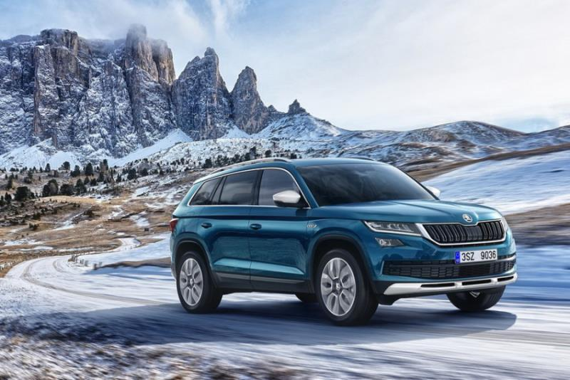 VW集團考慮讓部分Skoda轉移德國生產