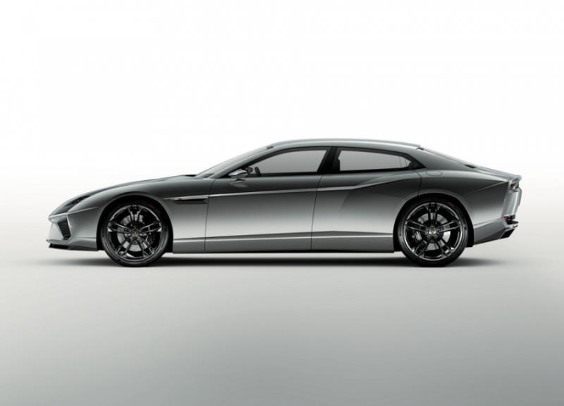 Lamborghini有意再啟四門跑房計畫