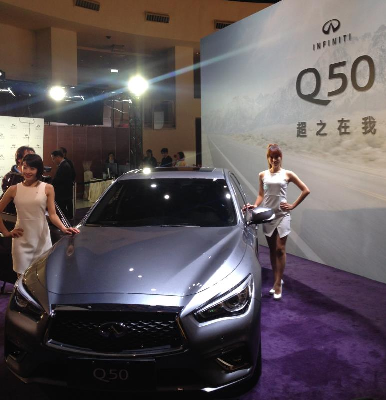 INFINITI Q50車價新台幣168.8萬元起,是物超所值的高級進口車首選之一。