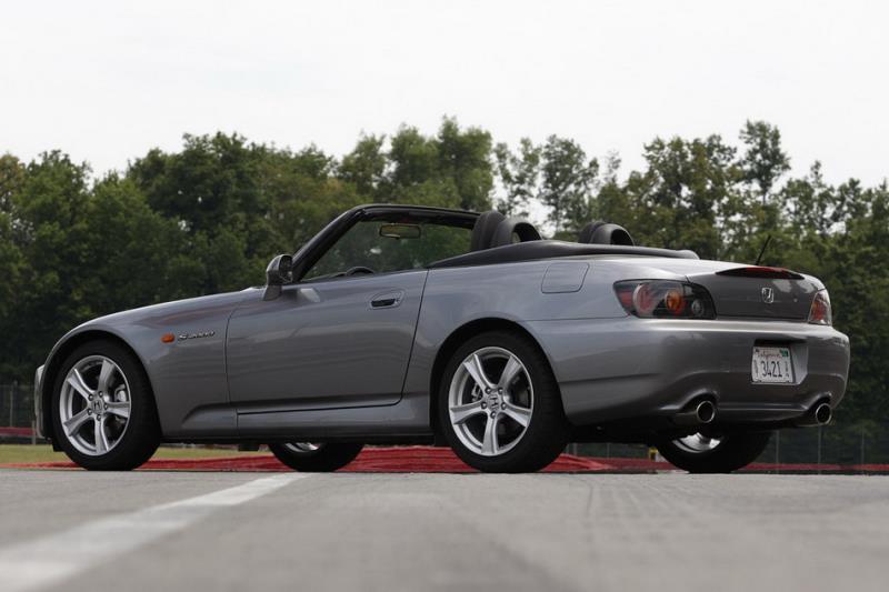 Honda將評估讓S2000重返舞台