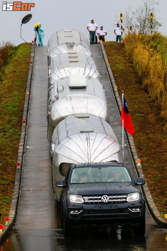 VW Amarok V6 ARTC試駕體驗