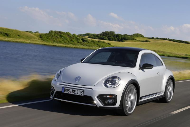 Volkswagen Beetle可望藉電能動力 再起新佈局
