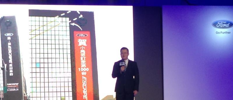 朱忠園說,原廠投入的40億的在台計畫,將重新定義整個台灣汽車產業鏈。