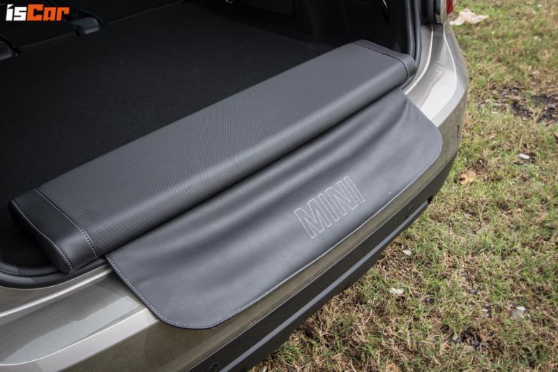 Mini Cooper S E Countryman All4【外內配備篇】