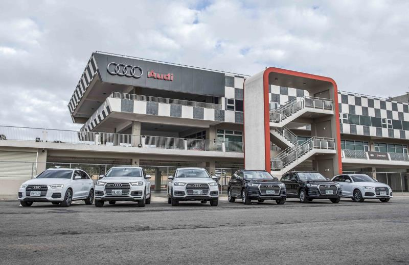 台灣奧迪宣布位於台中麗寶賽車場的「Audi Driving Experience Center奧迪駕馭體驗中心」正式啟用。
