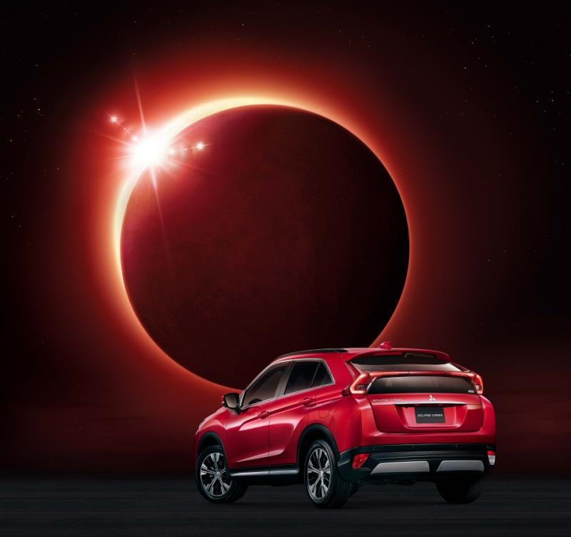 Mitsubishi Eclipse Cross 3預售 95.9萬起