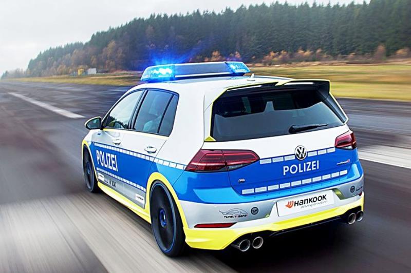 Oettinger改裝Golf R400 3.6秒破百