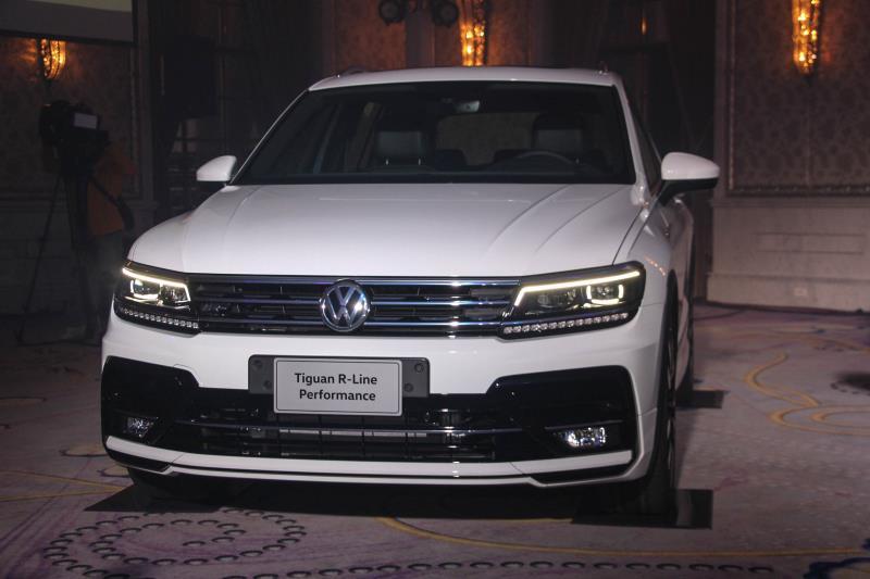 Volkswagen也將在車展帶來全新的Tiguan Allspace以及第六代的POLO。