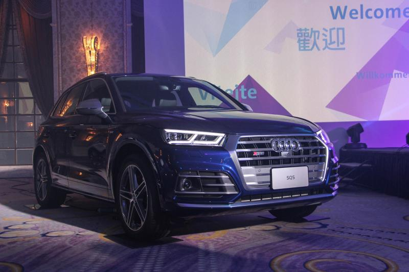 Audi 將以兩部古董車以及全新的RS5為主,搭配SQ7等車款進行展演。