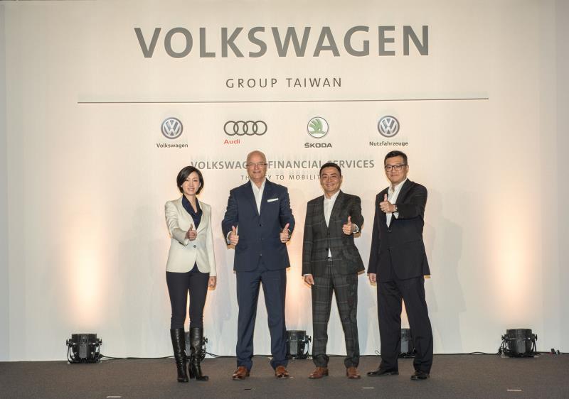 台灣福斯集團深耕在地  晉升國內第三大進口車集團