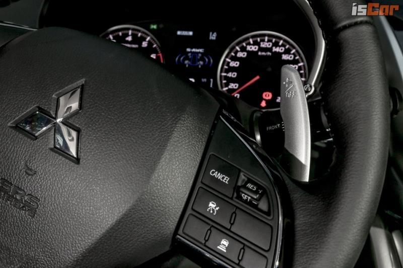 Mitsubishi Eclipse Cross 【動力操控篇】