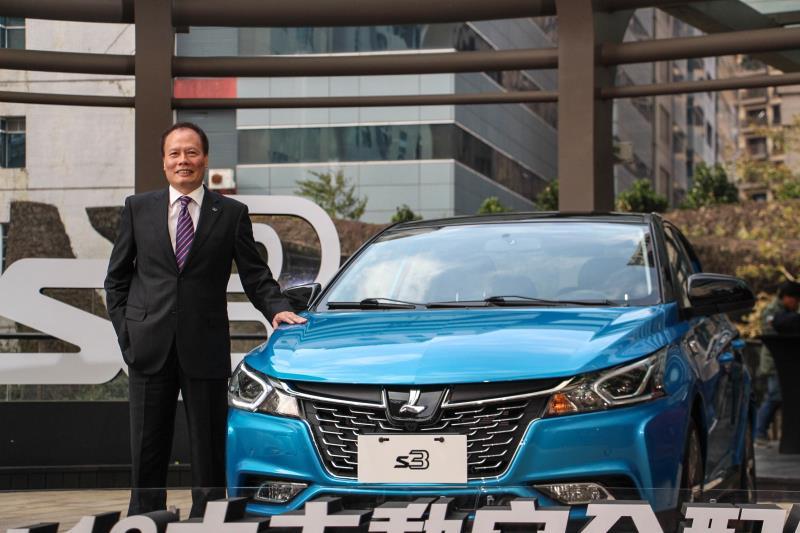蔡文榮總經理表示,這款車可望突破人們的既定印象,在入門房車級距中,再次的殺出一條血路。