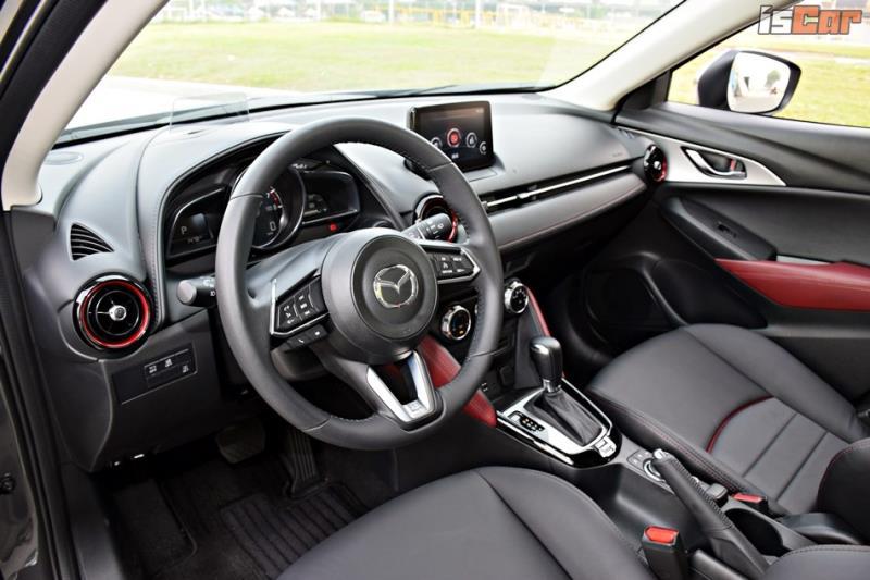 Mitsubishi Eclipse Cross X Mazda CX-3 X Toyota C-HR【外觀內裝篇】