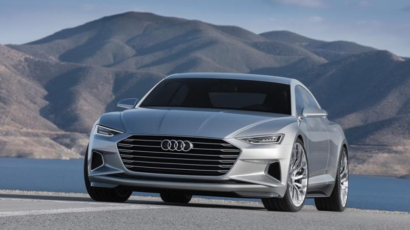 迎戰Mercedes-Benz S-Coupe、BMW 8 Series Audi將推出A9車型