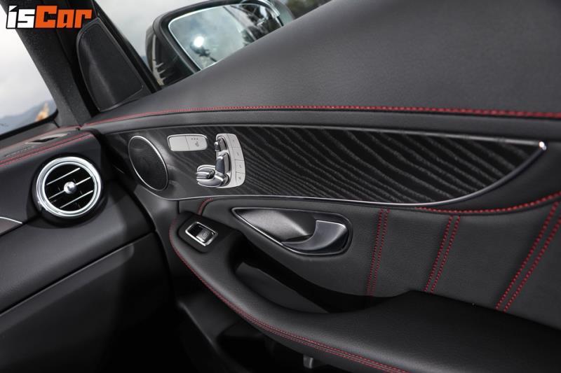Mercedes-AMG GLC 43【外內配備篇】