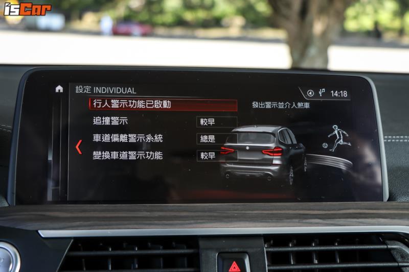 BMW X3 xDrive30i 豪華運動版【外內配備篇】