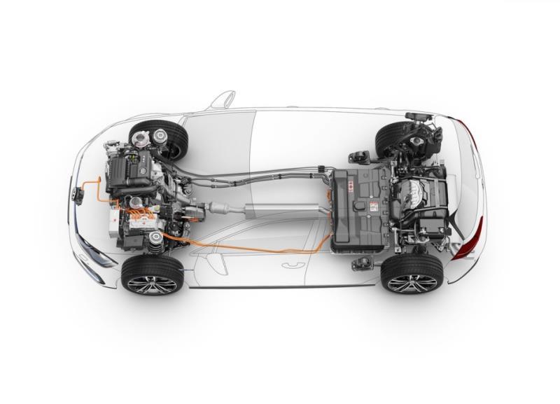 1.5T微Hybrid有望導入 節能成VW Golf MK8最大亮點
