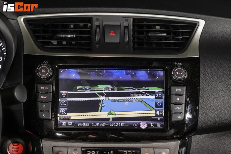 Nissan Sentra超有感進化