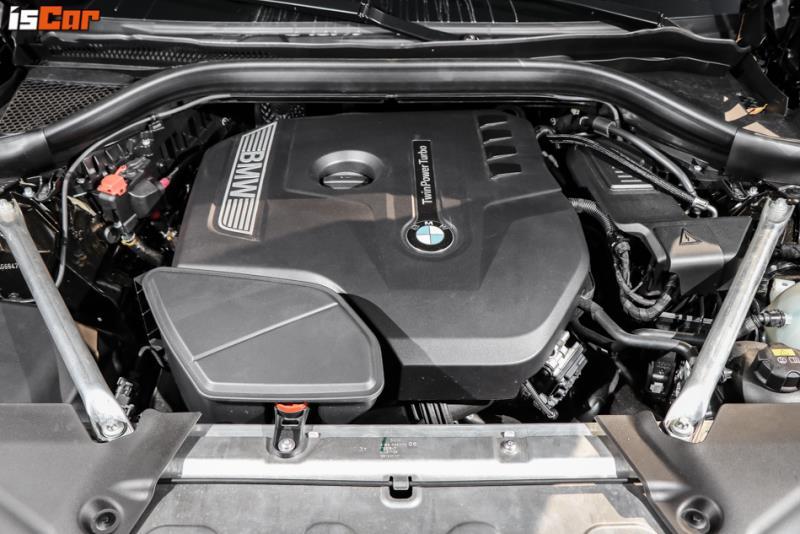 BMW X3 xDrive30i 豪華運動版【動態操控篇】