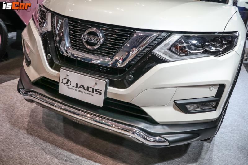 Nissan X-Trail 小改款 日本原廠開改