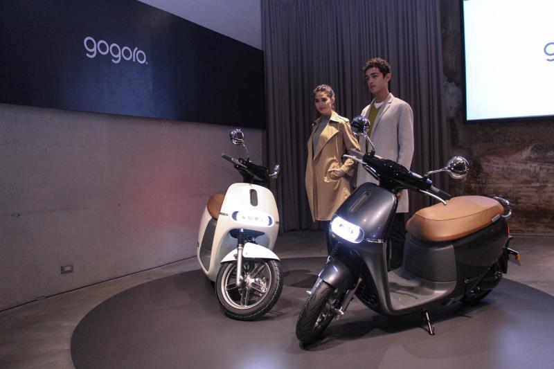 GOGORO在31日發表全新的Gogoro 2 Deluxe。