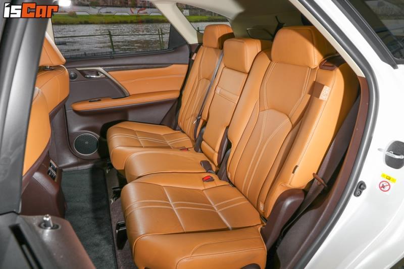 Lexus RX 350 L 9萬+2座的真價值