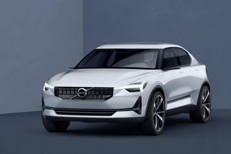 Volvo全新車款? 全新級距「S40 Cross Country」