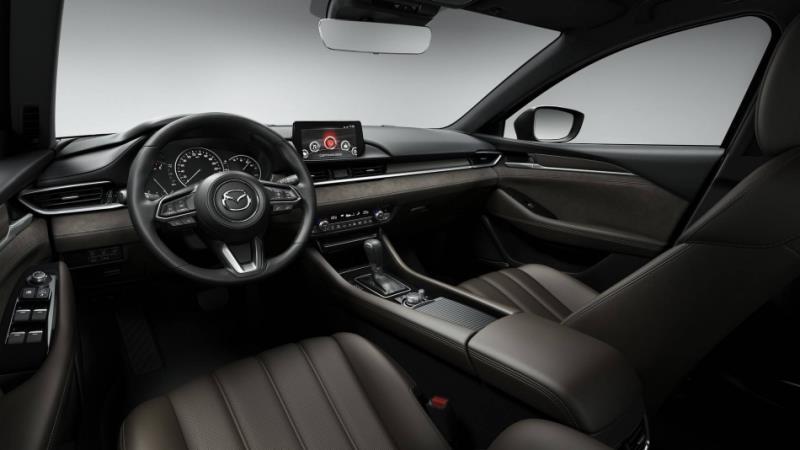 Mazda 6 Wagon 全新改款日內瓦車展正式發表