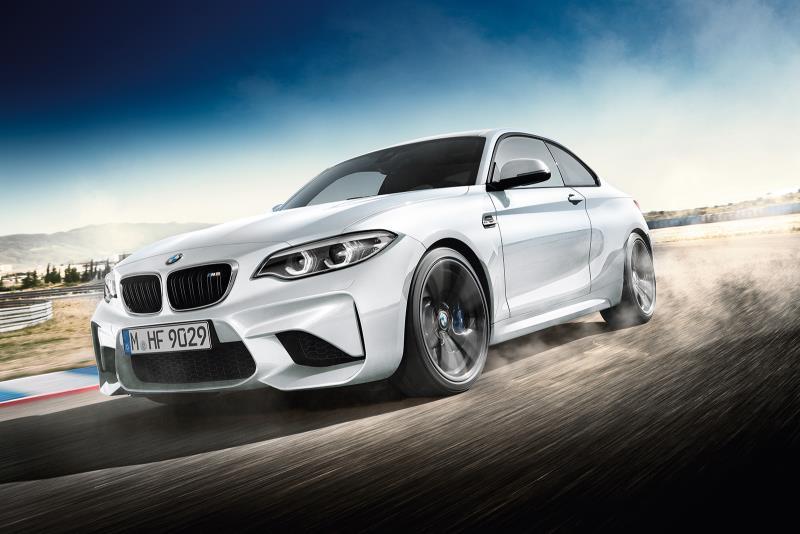 BMW M2限量升級M Performance排氣管套件 優惠專案開跑