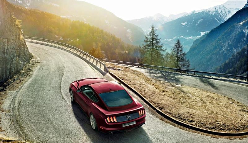 Ford Mustang小改款 2.3渦輪、5.0GT雙車型齊發