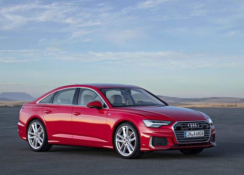 全新 Audi A6 發表 動感與優雅兼具正式啟航