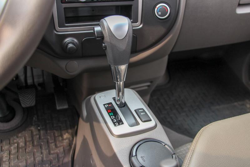 除了新增多樣配備之外,本次PORTER也推出自排車型。