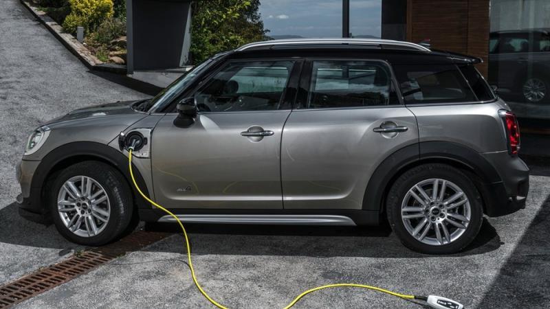 復古Mini Electric概念與Countryman Panamericana紐約車展亮相