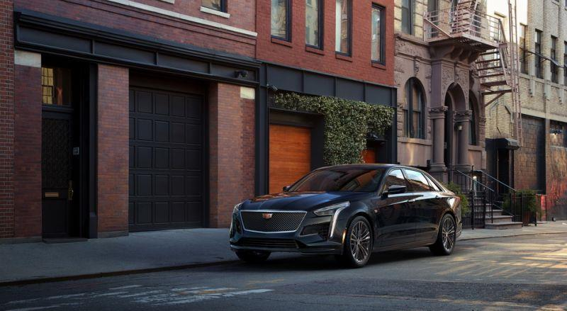 Cadillac CT6「V-Sport」挾全新V8雙渦輪 躍昇跑房旗艦