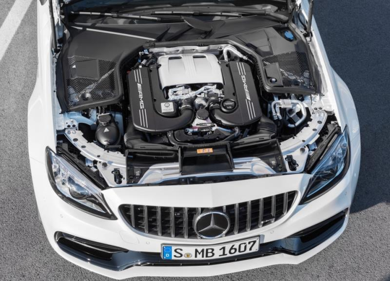 Mercedes-AMG跑雙星小改 C63 S Coupe、C43 4Matic Coupe 登場