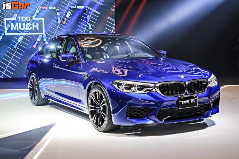 Volvo XC60獲世界年度風雲車  BMW M5 奪下年度性能車