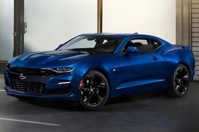2019 Chevrolet Camaro小改面容超有戲