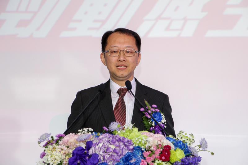 森那美起亞行銷暨產品資深副總Kevin Chiang。