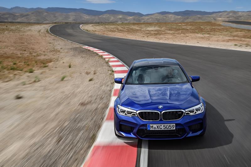 BMW M5 勇奪 「2018 World Performance Car世界性能車」大獎