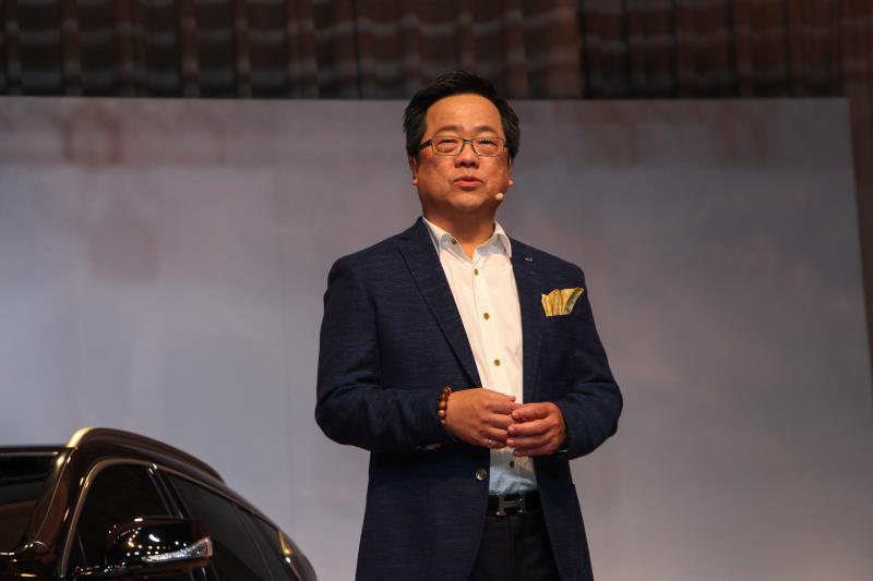 裕隆日產總經理李振成。