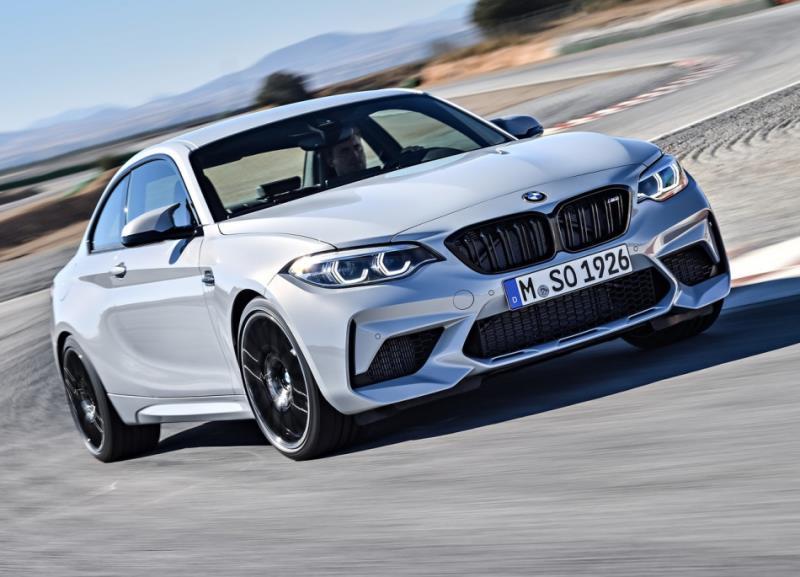 BMW M2 Competition 搶先北京車展發表