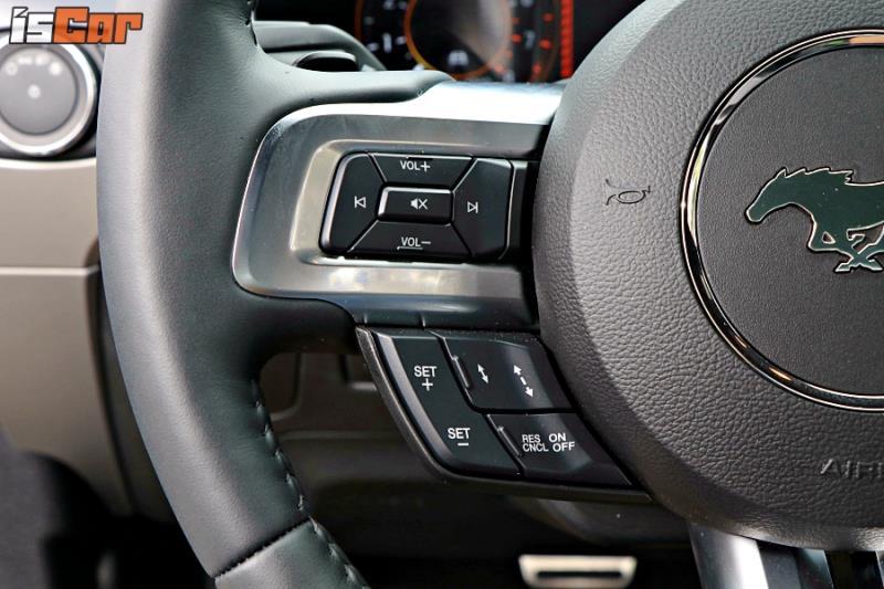 Ford Mustang 小改款 縮動力更會跑